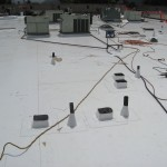 Sarnafil Singleply Roof